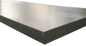 SilverGlo™ crawl space wall insulation available in Spearman