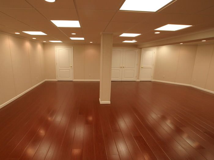 Faux Wood Basement Flooring Amarillo Pampa Lubbock - What is the best tile for basement floors